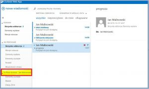 In-Place Archive (archiwum online) w programie Outlook Web App