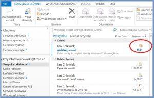 Szyfrowanie - Odebrana wiadomość sygnowana podpisem nadawcy